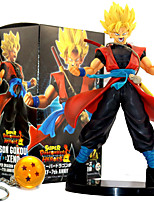 cheap -Anime Action Figures Inspired by Dragon Ball Son Goku PVC 21 CM Model Toys Doll Toy