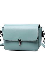 cheap -Women's Bags PU Shoulder Bag Zipper for Shopping Black / Red / Blushing Pink