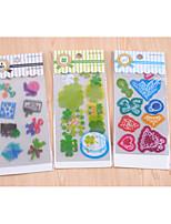 baratos -Outros Etiquetas, Etiquetas e tags - 70 Irregular Autocolantes