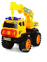 cheap -Toy Car Backhoe Loader Holiday Classic PVC / Vinyl Unisex Kid's Gift 1pcs