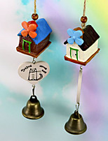 economico -1pc Resina Legno Stile europeo Moderno/ContemporaneoforDecorazioni per la casa, Decorazioni per la casa Oggetti decorativi Regali