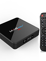abordables -MXR PRO PLUS 4G+32G Android 7.1 Box TV RK3328 Quad-Core 64bit Cortex-A53 4GB RAM 32GB ROM Huit Cœurs