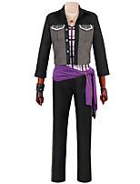 abordables -Inspiré par Étoiles d'ensemble Autre Manga Costumes de Cosplay Costumes Cosplay Autre Manches Longues Manteau Pantalon Plus d'accessoires