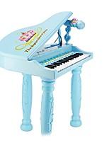 Недорогие -Пианино Электронная клавиатура Игрушечные музыкальные инструменты Пианино Музыкальные инструменты Девочки