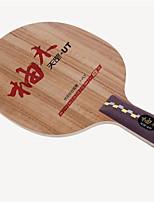 economico -DHS® UT CS Ping-pong Racchette Indossabile Duraturo di legno Fibra di carbonio 1