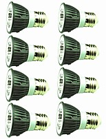 cheap -8pcs 5W 450 lm E14 E26/E27 LED Spotlight 1 leds COB Decorative Warm White Cold White 220-240V
