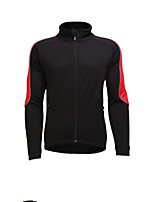 cheap -Jaggad Long Sleeves Cycling Jersey - Red Bike