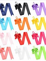 cheap -Pins Hair Accessories Satin Wigs Accessories Girls' 18pcs pcs cm Daily Cute Kids Ribbon