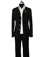 abordables -Inspiré par Série Persona Cosplay Manga Costumes de Cosplay Costumes Cosplay Autre Manches Longues Manteau Chemise Pantalon Pour Homme