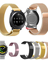 cheap -Watch Band for Gear Sport Gear S2 Classic Huawei Watch 2 Samsung Galaxy Milanese Loop Stainless Steel Wrist Strap