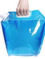 Недорогие -Походное складное ведро Бутылки для воды Складной BPA Free Путешествия Легкие пластик для Походы