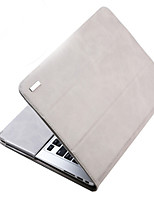 cheap -Sleeves for Solid Color PU Leather MacBook Air 13-inch