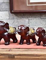 economico -3 pezzi Resina Stile europeoforDecorazioni per la casa, Oggetti decorativi