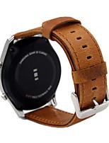 Недорогие -Ремешок для часов для Gear S3 Frontier Gear S3 Classic Gear 2 R380 Мото 360 Asus ZenWatch 2 LG Watch Urbane W150 Pebble Time Pebble Time