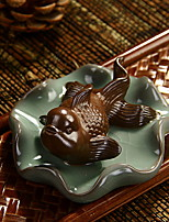 cheap -1pc Ceramic Modern/ContemporaryforHome Decoration, Collectibles
