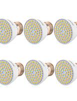 Недорогие -YWXLIGHT® 6шт 5 Вт. 400-500 lm GU10 MR16 E26/E27 Точечное LED освещение 54 светодиоды SMD 2835 Тёплый белый Холодный белый Естественный