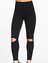 cheap -Yoga Pants Leggings Bottoms Trainer Dancing Walking Yoga Fast Dry Fitness High Elasticity Medium Waist Stretchy Sports Wear Women's Yoga