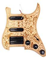 Недорогие -профессиональный Аксессуары Высший класс Гитара Новый инструмент Пластик Аксессуары для музыкальных инструментов 28.5*22*2