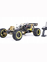 cheap -RC Car E-NICES Rovan Baja360 2.4G Drift Car Off Road Car Rock Climbing Car 1:5 Gas 40 KM/H