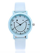 Недорогие -Жен. Кварцевый Нарядные часы Модные часы Повседневные часы Китайский Повседневные часы PU Группа На каждый день Мода Черный Белый Зеленый