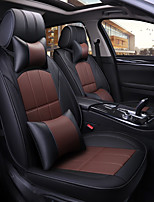 cheap -Car Seat Covers Seat Covers PU Leather For universal All years All Models