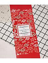 baratos -Aniversário Casamento Etiquetas, Etiquetas e tags - 20 Rectângular Papel de Presente