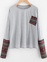 cheap -Women's Active Cotton T-shirt - Print