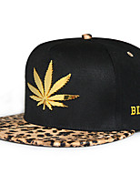 cheap -Unisex Party Casual Cotton Polyester Sun Hat Baseball Cap - Geometric Leopard