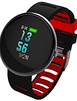 cheap -Smart Watch Bluetooth Water Resistant Pedometers Touch Sensor APP Control Pulse Tracker Pedometer Activity Tracker Sleep Tracker Alarm