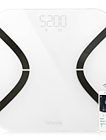 Недорогие -Вес тела Умный дом со светодиодной подсветкой Прост в применении 1pack LCD ПВХ Дистанционное управление Bluetooth
