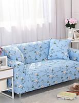 baratos -Moderna 100% Jacquard Poliéster Cobertura de Cadeira de Casal, Simples Floral Estampa Pigmentada Capas de Sofa