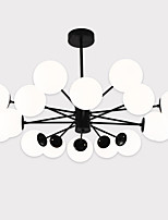 cheap -LightMyself™ Chandelier Pendant Light Ambient Light - Matte, Artistic Modern / Contemporary, 110-120V 220-240V Bulb Not Included