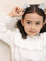 cheap -Girls' Hair Accessories, All Seasons Clips & Claws - Gold Silver
