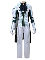 cheap -Inspired by IDOLiSH7 Other Anime Cosplay Costumes Cosplay Suits Other Long Sleeves Cravat Coat Pants Gloves More Accessories For Men's