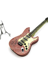cheap -3D Puzzles Metal Puzzles Guitar Creative Focus Toy Hand-made Metal Music Standing Style Toy Gift