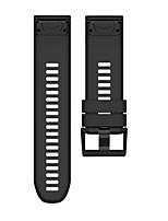 preiswerte -Uhrenarmband für Fenix 3 HR Fenix 3 Garmin Sport Band Silikon Handschlaufe