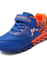 cheap -Boys' Shoes Rubber Spring Comfort Athletic Shoes for Outdoor Dark Blue Red Royal Blue
