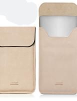 """Недорогие -MacBook Кейс для Сплошной цвет Кожа PU Новый MacBook Pro 13"""" MacBook Air, 13 дюймов MacBook Pro, 13 дюймов MacBook Pro, 13 дюймов с"""