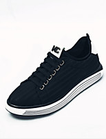 cheap -Men's Shoes Fabric Spring Fall Comfort Sneakers for Casual Outdoor Black