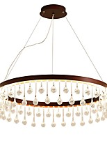 cheap -QIHengZhaoMing Pendant Light Ambient Light - Eye Protection, LED Chic & Modern, 110-120V 220-240V, Warm White, Bulb Included