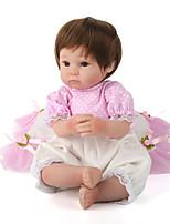 Недорогие -Куклы реборн Мода Принцесса Новорожденный как живой Милый стиль Все Подарок