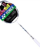 abordables -Raquettes de Badminton Ultra léger (UL) Durable Fibre de carbone 2 pour