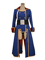cheap -Inspired by Macross Frontier Cosplay Anime Cosplay Costumes Cosplay Suits Other Long Sleeves Coat Pants Waist Belt For Men's Women's