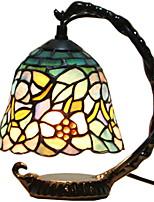 Недорогие -металлический Регулируется Декоративная Настольная лампа Назначение Металл 220-240Вольт Черный