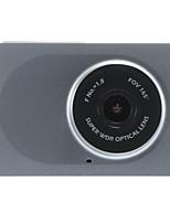 abordables -xiaomi yi dash version anglaise voiture dvr 1296p / 2160p mini 165 degrés grand angle 2.0mp cmos 2,7 pouces lcd dash cam avec wifi / vision nocturne / g-capteur sans enregistreur de voiture
