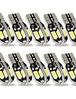 cheap -SENCART 10pcs Light Bulbs 2W W SMD 5630 lm 8 Interior Lights Foruniversal Universal Universal