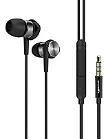 cheap -BW-VOX1 Earphones (Earbuds, In-Ear) Wired Headphones Dynamic Copper Mobile Phone Earphone Headset