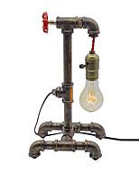 cheap -Metallic Rustic/Lodge Table Lamp For Metal 110-120V 220-240V