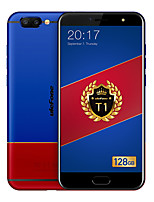 "Недорогие -Ulefone T1 5.5 "" 4G смартфоны ( 6GB + 128Гб 5 МП 16MP MediaTek Helio P25 3680mAh)"
