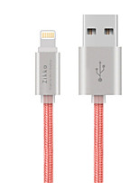 cheap -Lightning USB Cable Adapter Quick Charge High Speed Cable For iPhone 150 cm TPE